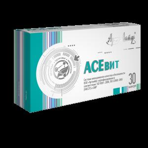 АСЕвит Комплекс витаминов А, С и Е, Арт Лайф, 30 капсул (Default)