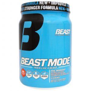 Предтренировочный коктейль (Pre-Workout), Beast Sports Nutrition, 549 г.