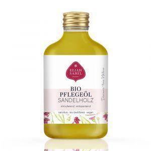 Масло для тела «Миндаль и Сандал», Organic Body Oil Almond & Sandalwood, Eliah Sahi, 100 мл