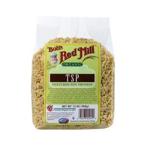 Соевый протеин, текстурированный, Bob's Red Mill, 368 г