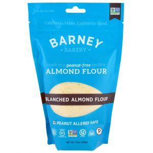 Миндальная мука, Almond Flour, Barney Butter, 368 г
