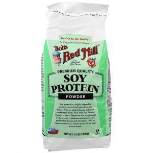 Соевый протеин, Soy Protein, порошок, Bob's Red Mill, 396
