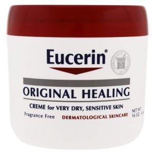Крем успокаивающий, Creme, Eucerin, без запаха, 454
