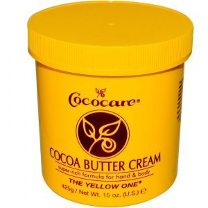 Крем от растяжек с маслом какао, Cococare, (425