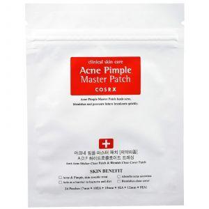 Патчи от прыщей, Acne Pimple Master Patch, Cosrx, 24 шт