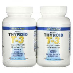 Здоровье щитовидной железы, Absolute Nutrition, 2Х60 кап.