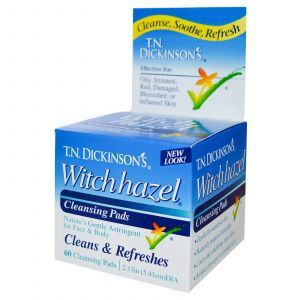 Очищающие подушечки для лица, Dickinson Brands, 60 под.(5,41 см)