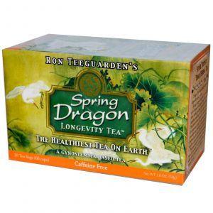 Травяной чай (Spring Dragon Longevity Tea), Dragon Herbs, 50 г