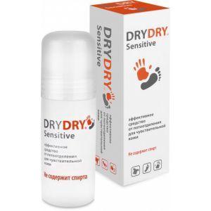 Дезодорант для тела, Dry Dry Sensitive, 50 мл
