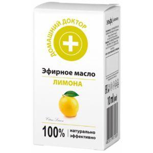 Лимонное масло, Ароматика, 10 мл