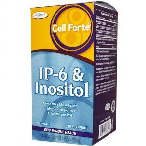 Фитиновая кислота (IР-6 инозитол), Enzymatic Therapy, 240