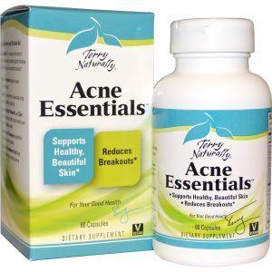 Комплекс при акне (Acne Essentials), EuroPharma, 60 капсул