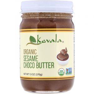 Кунжутное масло,  Sesame Choco Butter, Kevala, 370 г.