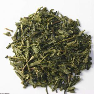 Сенча, Organic Sencha Leaf Tea, Frontier Natural Products, органик, 453 г