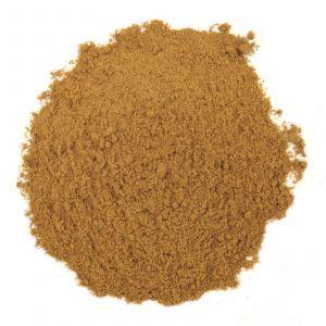 Корица, цейлонская, молотая, Organic Ground Ceylon Cinnamon, Frontier Natural Products, органик, 453 г