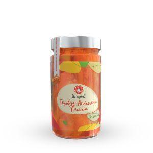 Варення Гарбуз-апельсин-лимон, Дім варення, 300 мл