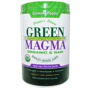 Ячменная трава, Green Foods Corporation, 300 гра