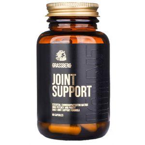 Поддержка суставов, Joint Support, Grassberg, 60 капсул