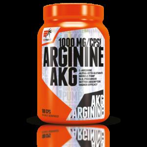 L-аргинин-альфа-кетоглутарат, Arginine AKG, Extrifit, 1000 мг, 100 капсул