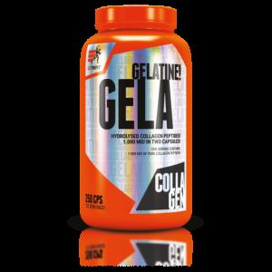 Гидролизат коллагена, Gela, Extrifit, 1000 мг, 250 капсул