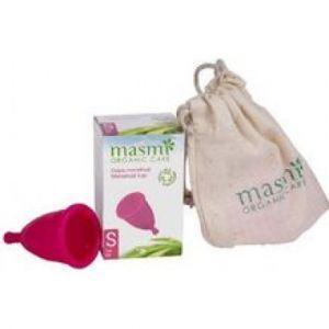 Менструальная чаша, Размер S, (для женщин в возрасте до 18 лет), Masmi