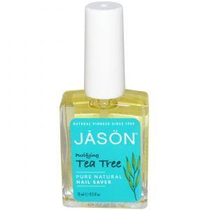 Средство для кутикулы с маслом чайного дерева, Jason Natural, 15 мл