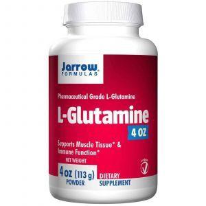 L- глютамин, Jarrow Formulas, 113 грамм