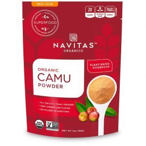 Каму-каму (витамин-С), Navitas Naturals, 85 г