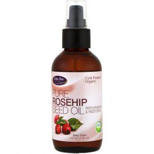 Масло из семян шиповника, Rosehip Seed, Life Flo Health, 118 мл