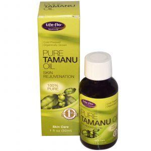 Чистое масло таману, Life Flo Health, 30 г