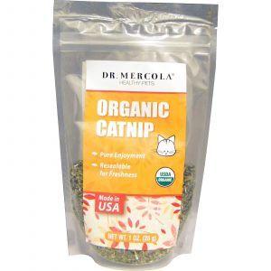 Котовник для энергии кошек, Dr. Mercola, 28 г.