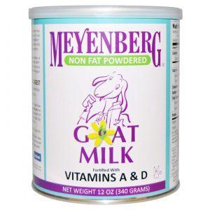 Сухое козье молоко, Goat Milk, Meyenberg Goat Milk, 340 г