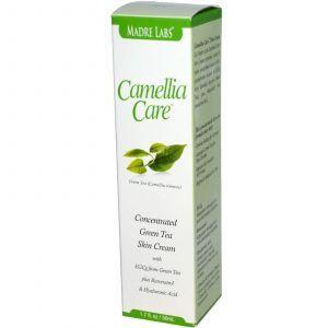 Крем для лица с зеленым чаем
