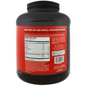 Говяжий протеин, изолят, Carnivor Mass, MuscleMeds, шоколад и арахисовое масло, 2.744 г