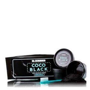 Чорний порошок для відбілювання зубів, Coco black, Mr.Scrubber, 20 гр
