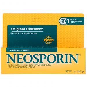 Оригинальная мазь, Original Ointment, Neosporin, 28,3 г