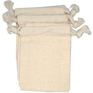 Муслиновые мешки для стирки, String Wash Bags, NaturOli, 3 шт