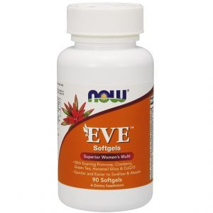 Витамины для женщин, EVE Women's Multi, Now Foods, 90 капсул (Default)