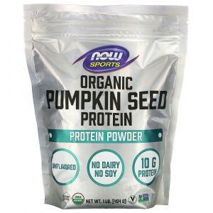 Протеин из тыквенных семечек, Pumpkin Seed Protein, Nature's Plus, 429 г