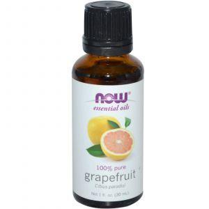 Эфирное масло грейпфрута, Now Foods, 473 мл