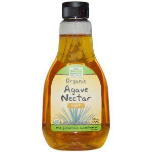Нектар Агавы (Agave Nectar), Now Foods, 660 г