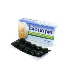 Бионорм, Фарма, 30 таблеток