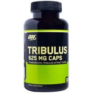 Трибулус, Optimum Nutrition, 625 мг, 100 капсул