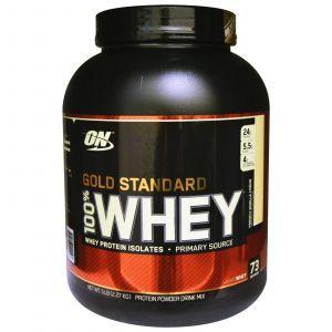 Сывороточный протеин (Whey Gold Standard), Optimum Nutrition, 2.27