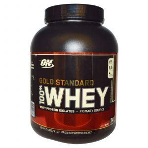 Протеин (Whey Gold Standard), Optimum Nutrition, 2.27 кг
