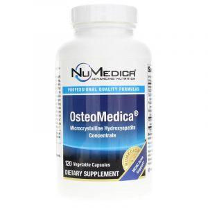 Формула для костей, OsteoMedica, NuMedica, 120 вегетарианских капсул