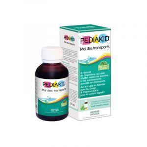Засіб проти заколисування, сироп для дітей, (Travel Sickness), Pediakid, 125 мл