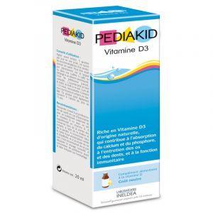 Вітамін D3, для дітей, (Vitamin D3), Pediakid, 20 мл