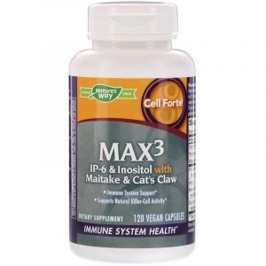 Фитиновая кислота (IР-6 инозитол), Enzymatic Therapy, 120