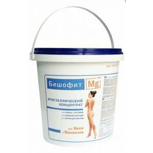Кристаллический концентрат для ванн, Бишофит Mg++, 1350 г